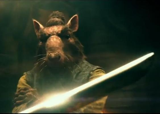 Ninja turtles la senteur de l 39 esprit - Maitre rat tortue ninja ...