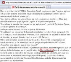 Midi Libre Sarkozy Brommat 01 07 2010 ter2.jpg