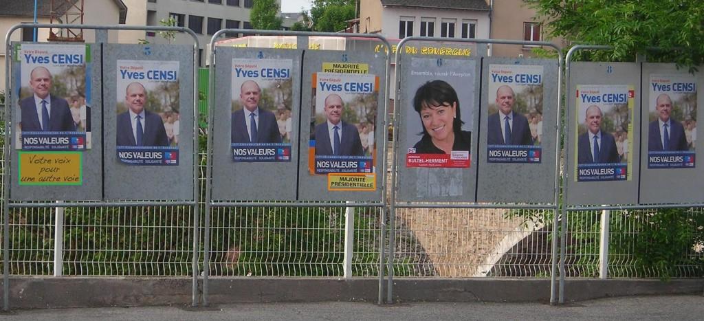 les pancartes politiques dans nos rues, trouvez vous que ca gâche le paysage ? 2744911649
