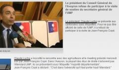 politique,actualté,france,ump,presse,élections,cantonales